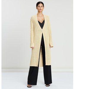 Theory Wide Rib Kimono. P